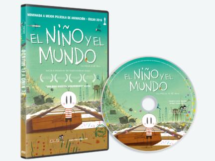 DVD EL NIÑO Y EL MUNDO