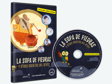 DVD LA SOPA DE PEDRES