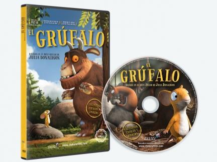 DVD El Grúfal